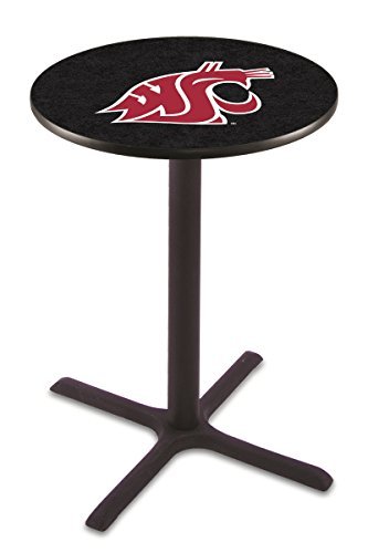 Holland Bar Stool L211B Washington State University Officially Licensed Pub Table, 28