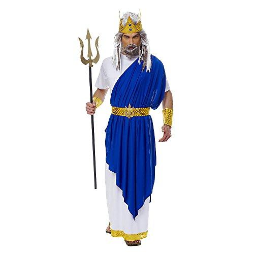 Neptune Adult Costume - Standard