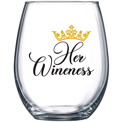 Her Wineness Funny Perfect Girlfriend product image