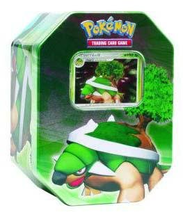Pokemon Diamond & Pearl 2007 Torterra Collector's Tin (Pearl Collectors Tin)
