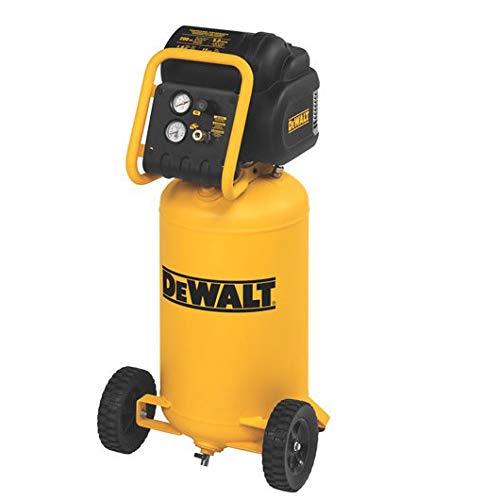 Factory Reconditioned Air Compressor - Factory-Reconditioned DEWALT D55168R Heavy Duty 15-Gallon Portable Workshop Compressor