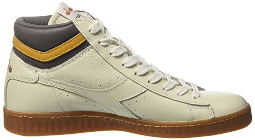 Bianco Game Collo White Inca Uomo High Diadora L Kitten Plum Alto Gold Sneaker a Swqn8dA