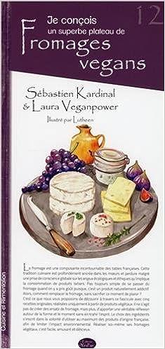Livre gratuits Je conçois un superbe plateau de fromages vegans pdf, epub