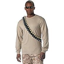 Rothco Heavy Duty Shotgun Shell Bandolier Black