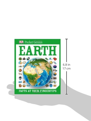 pocket genius earth dk