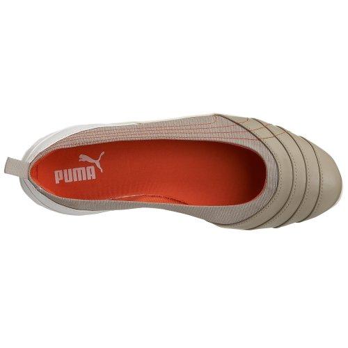 Puma Ginza Bailarinas de mujer / Zapatos - Beige Beige