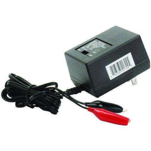 6 amp 12 volt game deer feeder battery charger 6v 12v