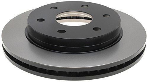 ACDelco 18A925 Professional Front Disc Brake Rotor - Front Disc Brake Parts