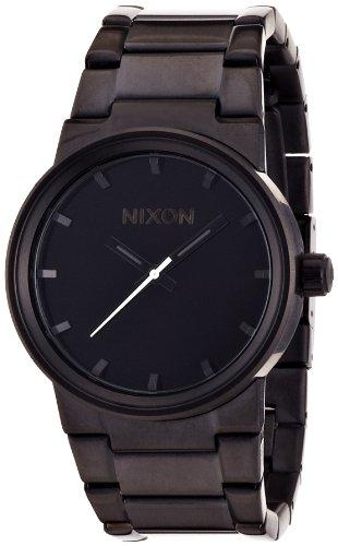 NIXON (ニクソン) THE CANNON ALL BLACK NA160001-00 メンズ