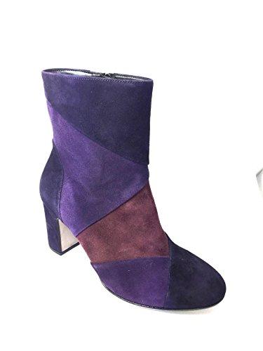 Freeman Mujer Gabor Botines Combi Púrpura fqnBSX 0f96039877bb