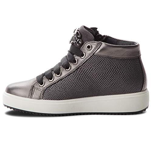 IGI CO 2154611 Sneakers Alto Stivaletto Donna Antracite  Amazon.it  Scarpe  e borse 863011966d0