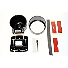 Defi Style Gauge Pod Meter Mounting Cup w Visor 52mm 2 1/16 PDF01903G DF11101