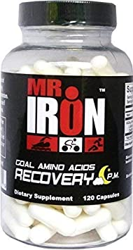 Triathlon and Marathon Running Performance Supplement – Best Endurance and Recovery Supplements by Mr IRON Works For Both Men and Women Runners