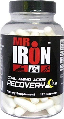 Triathlon and Marathon Running Performance Supplement - Best Endurance and  Recovery Supplements by Mr IRON Works 24c4f70485