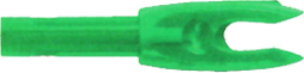 "1 Dozen Easton /""N/"" Nock Green"