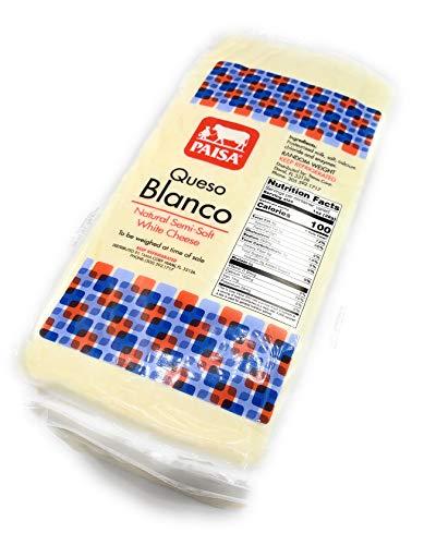 Queso Paisa (Venezuelan White Cheese)