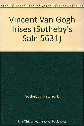 vincent van gogh irises sothebys sale 5631
