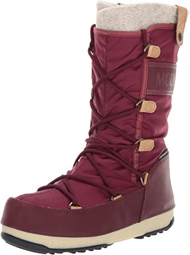 ca0982483b3 Tecnica Unisex Moon Boot Monaco Felt Port Royal 37 M EU
