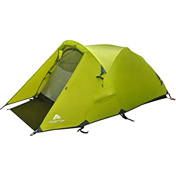 2-person Aluminum Geo Frame Backpacking Tent by Ozark Trail  sc 1 st  Amazon.com & Amazon.com : 2-person Aluminum Geo Frame Backpacking Tent by Ozark ...