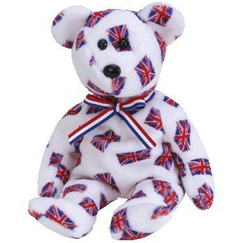 TY Beanie Baby - JACK the Bear (US Version)