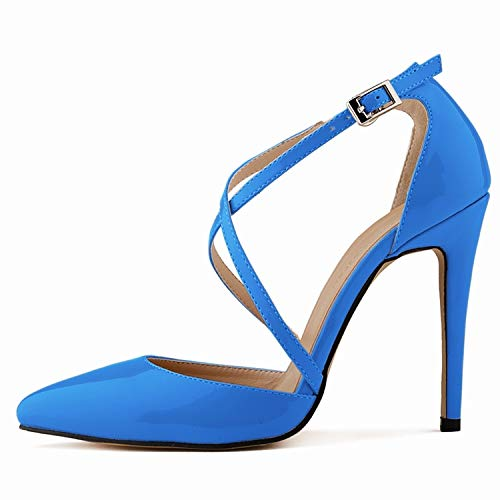 Cruz Correa Temperamento Moda Señoras Solo Flyrcx Elegante Altos Tacones M Zapatos Snqfp0nYw