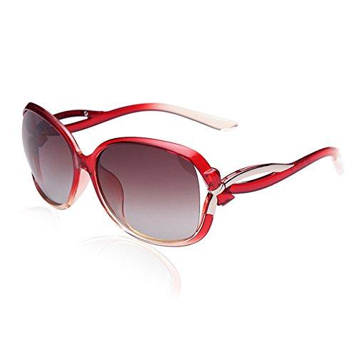 sol Rojo Gafas de mujer Duco Vino para E0nqTp0fC