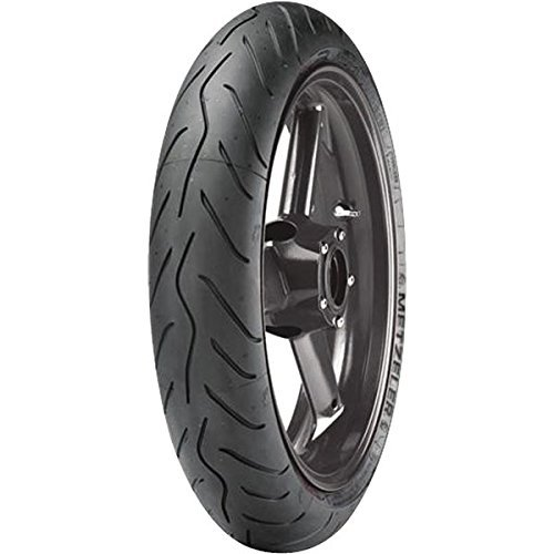Metzeler Sportec M3 Tire - Front - 120/70ZR-17 , Position: Front, Size: 120/70-17, Rim Size: 17, Load Rating: 58, Speed Rating: W, Type: Street, Construction: Radial, Application: Sport 1590500