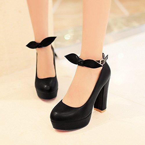KHSKX-Frauen Im Frühjahr Schuhe black