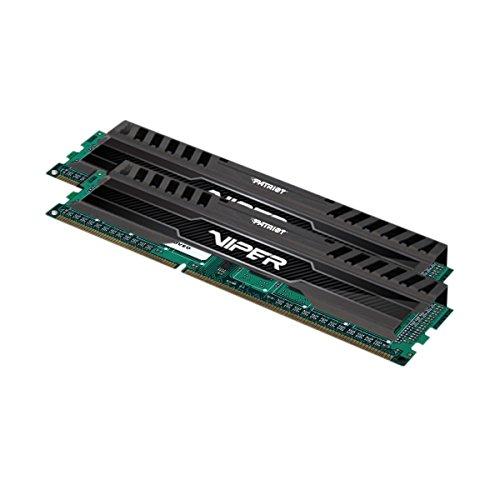 Patriot Memory Performance Viper 3 DDR3 8GB Memory Kit PC3-15000 (1866MHZ) PV38G186C0K Black Mamba by Patriot (Image #2)