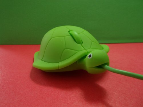 Amazon.com: OOOUSE Turtle Optical Mouse Pc Laptop, Green: Computers & Accessories