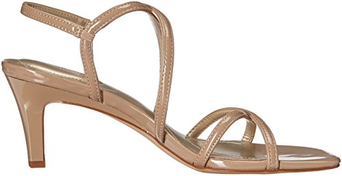 Pictures of Bandolino Women's Obexx Heeled Sandal Dark Pink 3