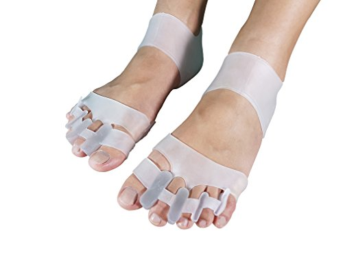 eSay Foot Cushion Set, Ball of Feet, Fast Foot Pain Relief Cushions, Sore Feet Bruised Foot Cracked - Skin Do Know Tone Your How You