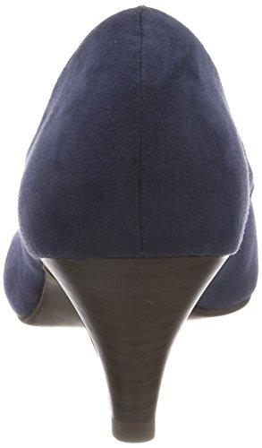 Tamaris Blu Scarpe Donna con Tacco 22415 Navy 4wSCqrx4P