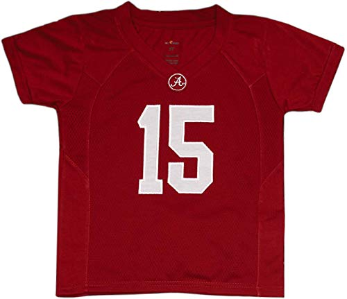 Alabama Crimson Tide Jersey Pajama Shirt (5T)