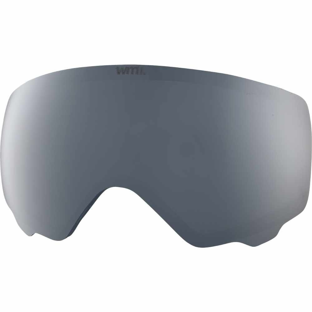 Anon WM1 Snow Goggle Replacement Lens Silver Rose 30% VLT + Case