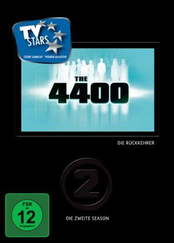 Price comparison product image 4400 - Die Rückkehrer - Die komplette zweite Season (4 DVDs)