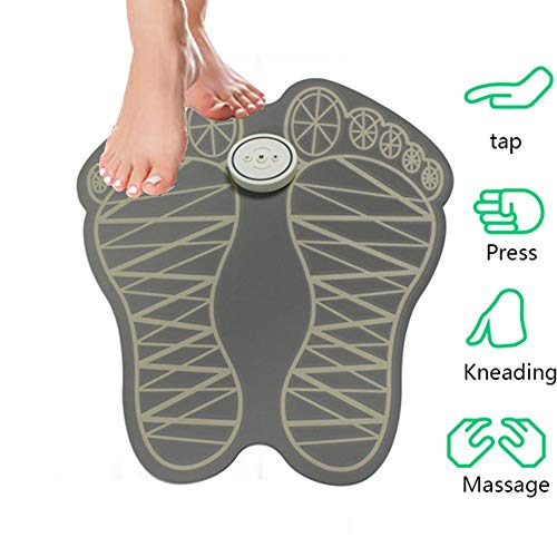 Electric Foot Massagers,30 Strength of Strength+6 Massage Modes, Shiatsu Foot Massager Machine & Foot Care Utensils Relieves Pains