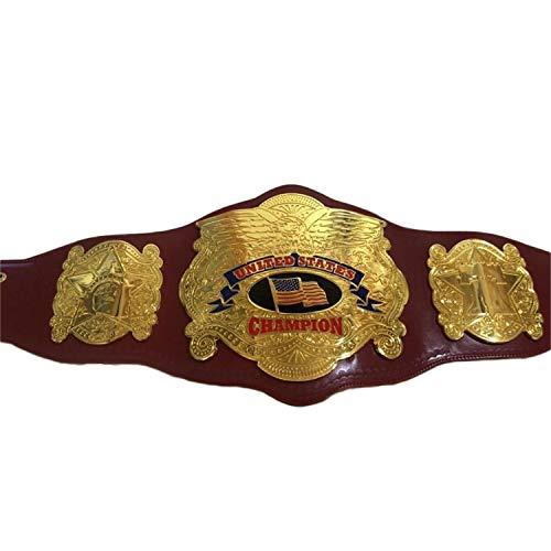 Vitalusa TNA ECW WCW United States Wrestling Championship Belt Adult Size Replica Title Belt NWA