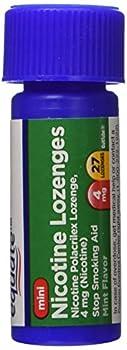 Equate Mini Nicotine Lozenge 4mg 27ct Compare to Nicorette Mini Lozenge
