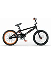 MBM BMX SQUEEZE 20'' FREESTYLE FREE STYLE BICYCLE BIKE 1S BICICLETA NEGRO