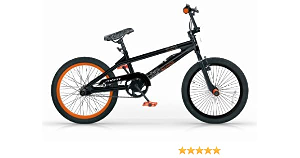 MBM BMX SQUEEZE 20 FREESTYLE FREE STYLE BICYCLE BIKE 1S ...