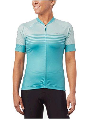 Giro Women s Chrono Expert Cycling Jersey (Glacier Six String - XL) 0e91c6490