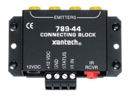 Xantech 78944 Four Way Signal Spliter
