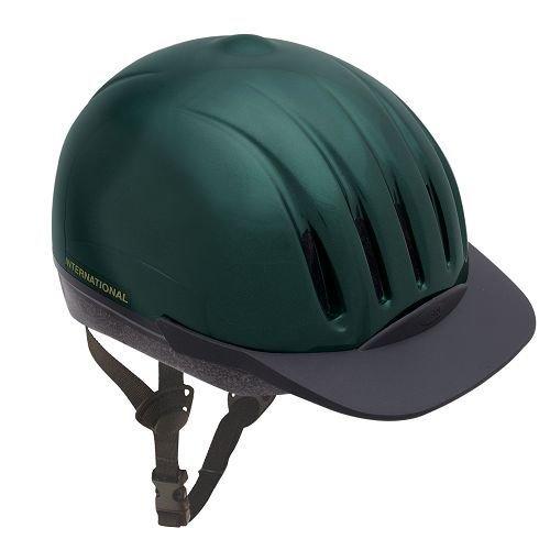 IRH Equi-Lite Helmet (Hunter, Large)
