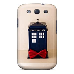 Protective Cases With Fashion Design For Galaxy S3 (doctor Who)