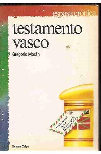 Testamento Vasco