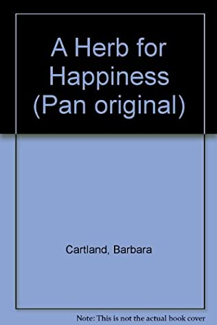 book cover of The Herb for Happiness