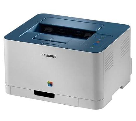 SAMSUNG Impresora láser color CLP-360 + Papel resmilla ...