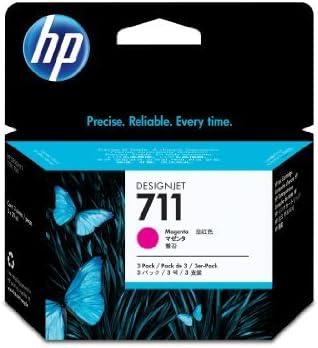 HP CZ135A - 711 - 3 Pack - magenta - original: Amazon.es: Electrónica