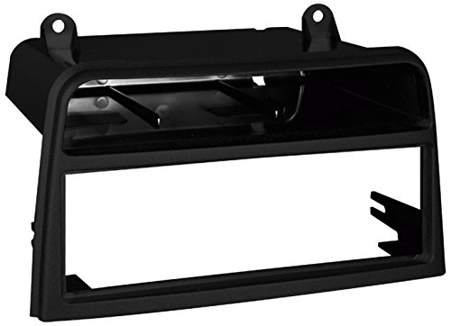 1999 Saturn Car (Metra 99-3105 Dash Kit For Saturn Din Mount  with Pocket 95-99)